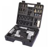 Пневмоинструменты в комплекте с аксессуарами, набор 34пр. RT-003K