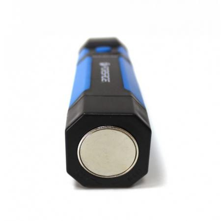 Фонарь светодиодный раздвижной(150Lm,1.5V, 4хААА, 3W COB LED,магнит) F-01400 - 1