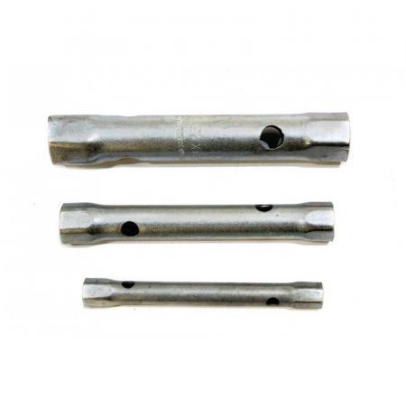Ключ торцевой трубчатый 10x11мм FK-7621011 - 1