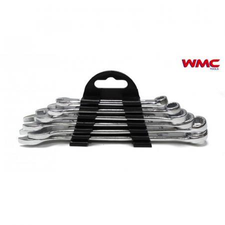 Набор ключей комбинированных 6пр. (6, 8, 10, 12, 13, 14мм).в пластиковом держателе WMC5068 - 1