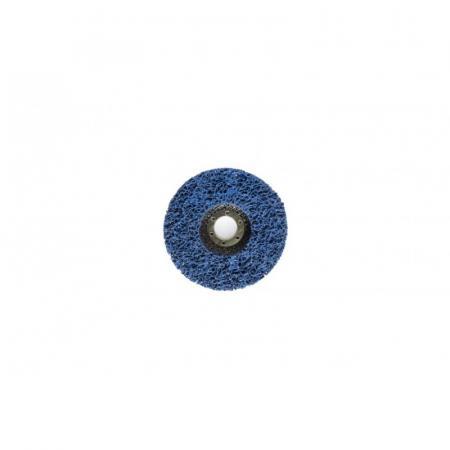 Круг абразивный зачистной 150х22.2мм(синий, max об/мин 10000), в блистере F-BD150B - 1