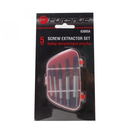 Набор экстракторов резьбы 5пр F-63005A - 1