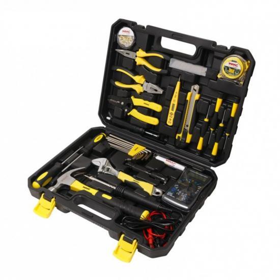 Набор инструментов 34пр, для электрика 1034 - 1